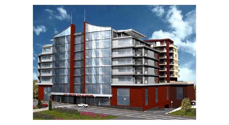 City Center Stara Zagora Шопинг център: 5 860 кв.м