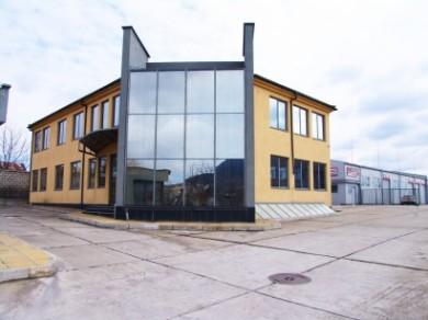 Oфис сграда под наем (гр.Шумен)