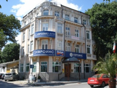 Сграда-паметник на културата (гр.Варна)
