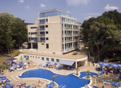 Хотелски комплекс за продажба (Златни пясъци)