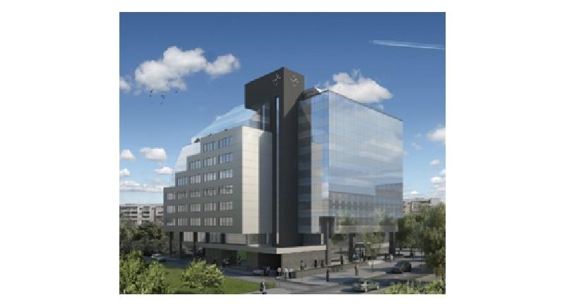 Бизнес Център Никулицел Офис сграда (Варна) 19 636 кв.м